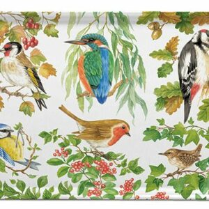 Birds of Britain Large Tray (M7)