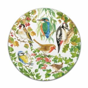 Birds of Britain Teapot Stand (M8)
