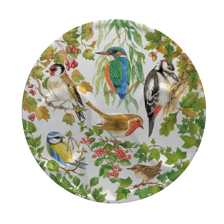 Birds of Britain Spoon Rest (M11)