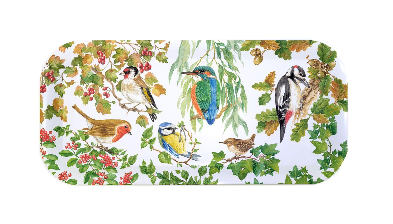Birds of Britain Tray (M19)