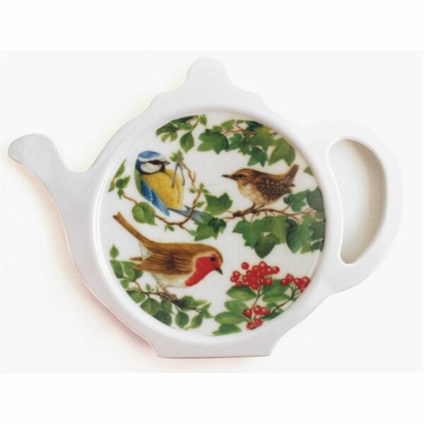 Birds of Britain Teabag Tidy (M27)