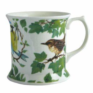 Birds of Britain Bone China Tankard Mug (M34)