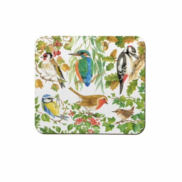 Birds of Britain Coasters Box of 4 (M47)