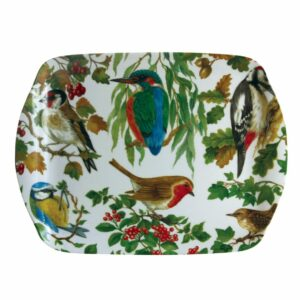 Birds of Britain Scatter Dish (M52)