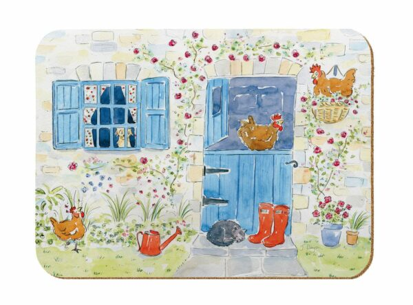 Hanging Out Table Mat (M53)