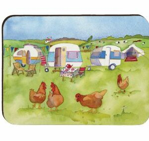 Glamping Pastry Board (M43)