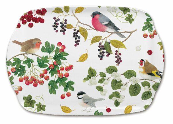 M50 Brand New Winter Birds Tray