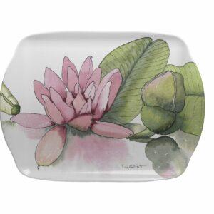 M51 Water Lilies Sandwich Tray