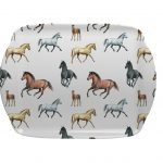 M52 Horses Scatter Tray