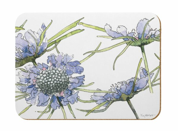M41 Scabious Kitchen Board