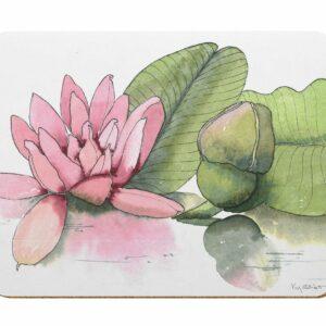 M41 Water Lilies Kitchen Board
