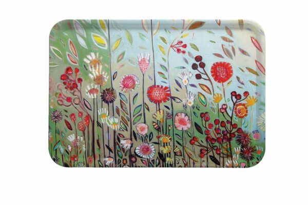 M7 Large Tray Falling Leaves