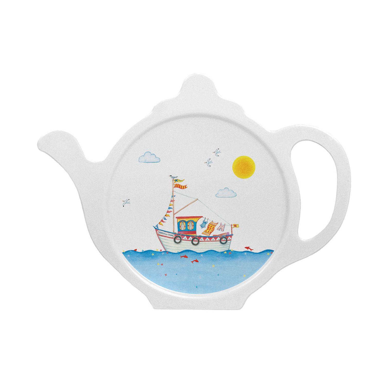 M27 Tea Bag Tidy Happy Go Lucky