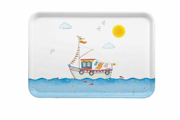 M7 Large Tray Happy Go Lucky