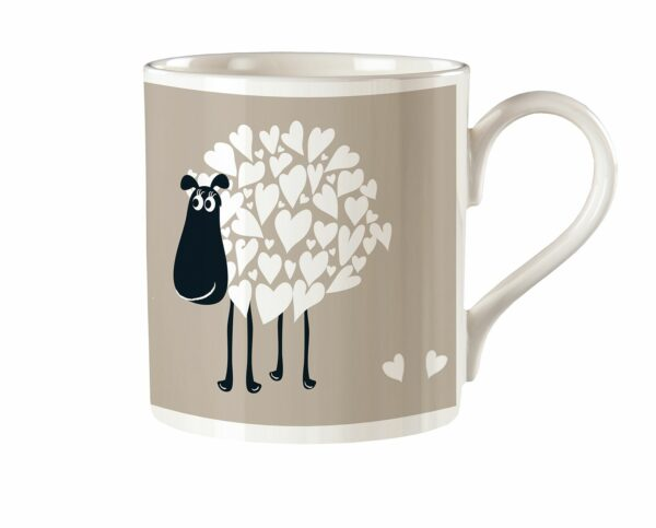 M33 Fine Bone China Mug Sheep