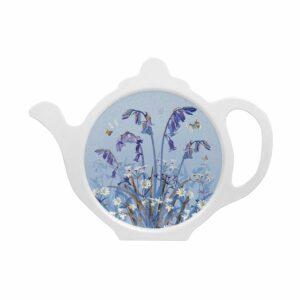 M27 BLUEBELLS TEA BAG TIDY