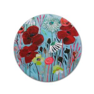 M26 FLOWERY POPPET