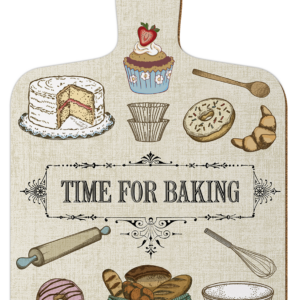 M1 TIME FOR BAKING