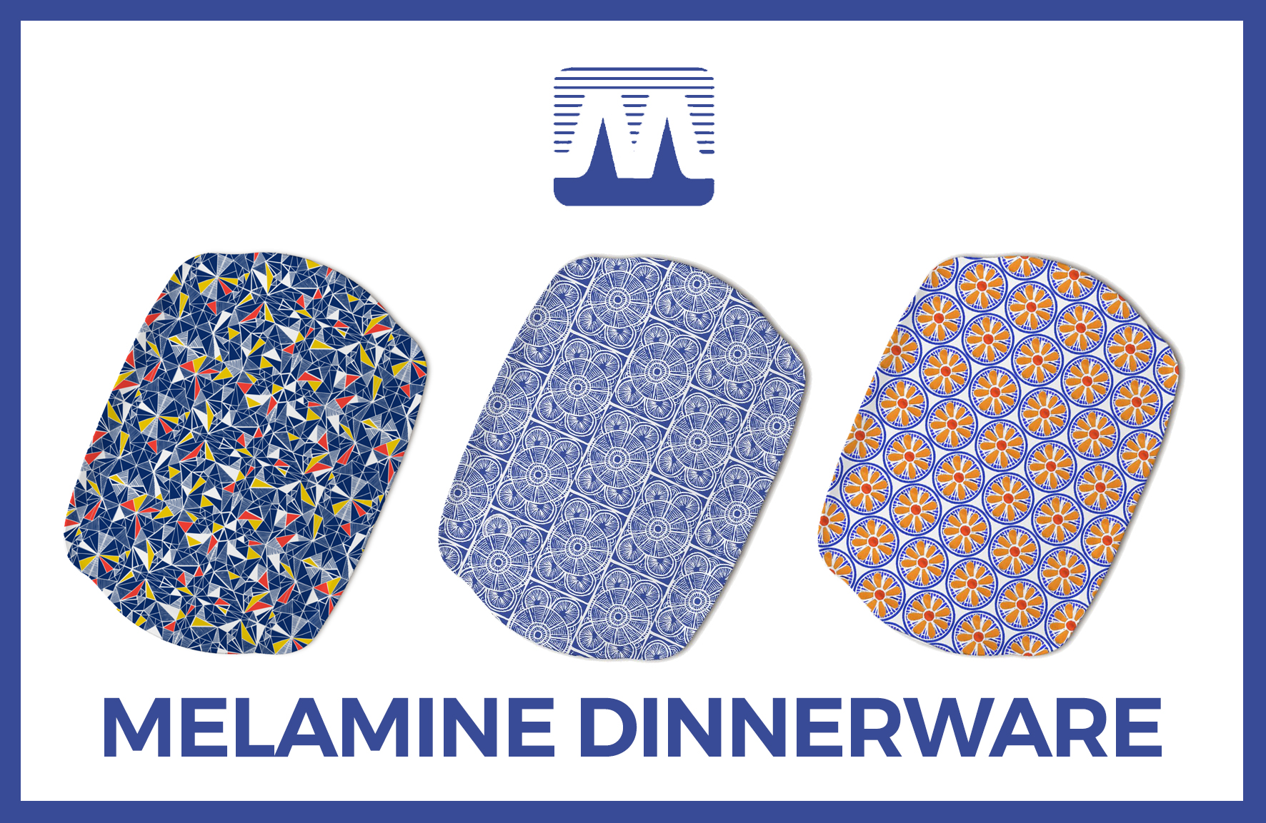 Melamine Dinnerware Blog banner image