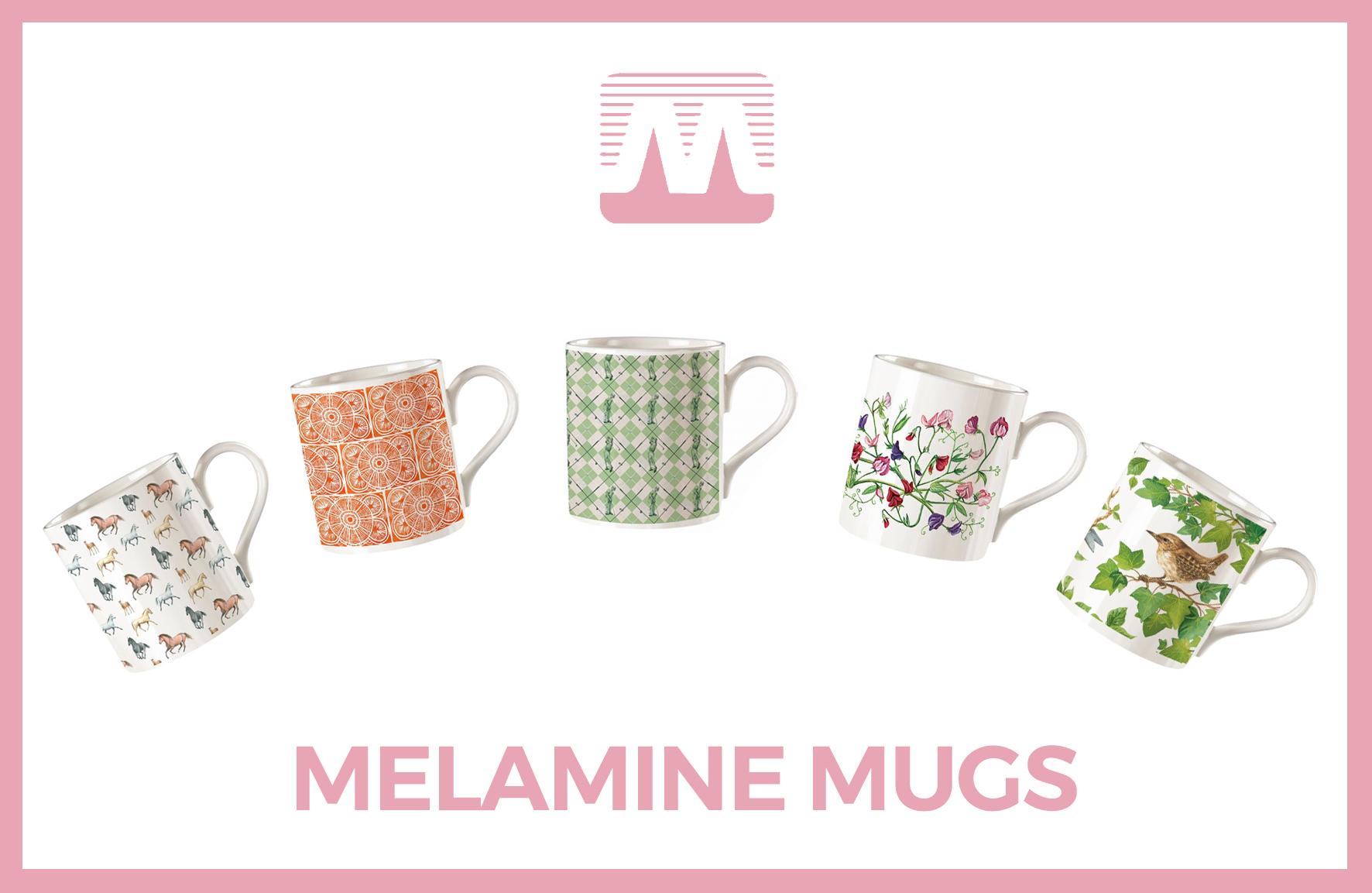 melamine-mugs