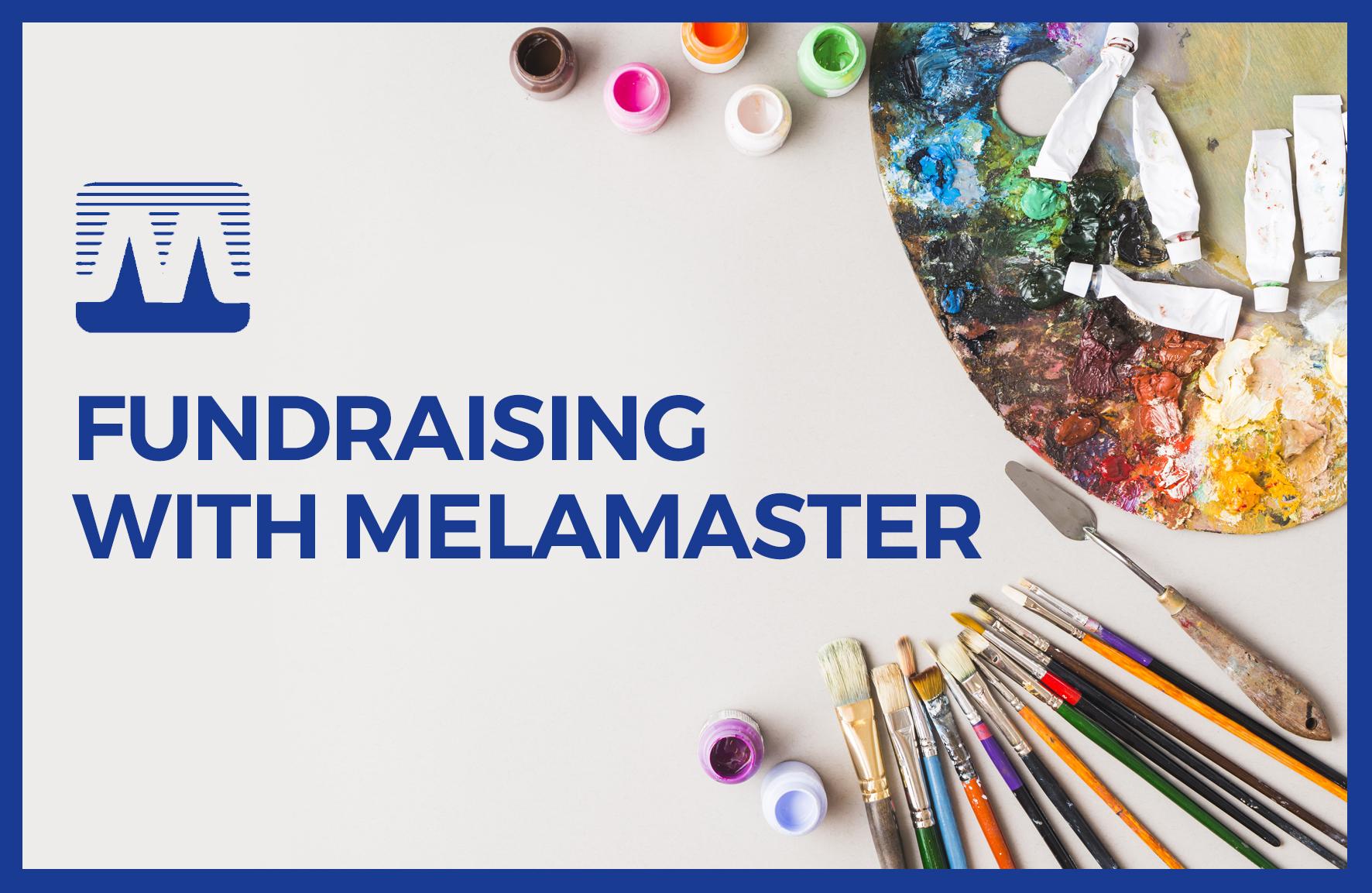 Fundraising with Melamaster - Melamine UK